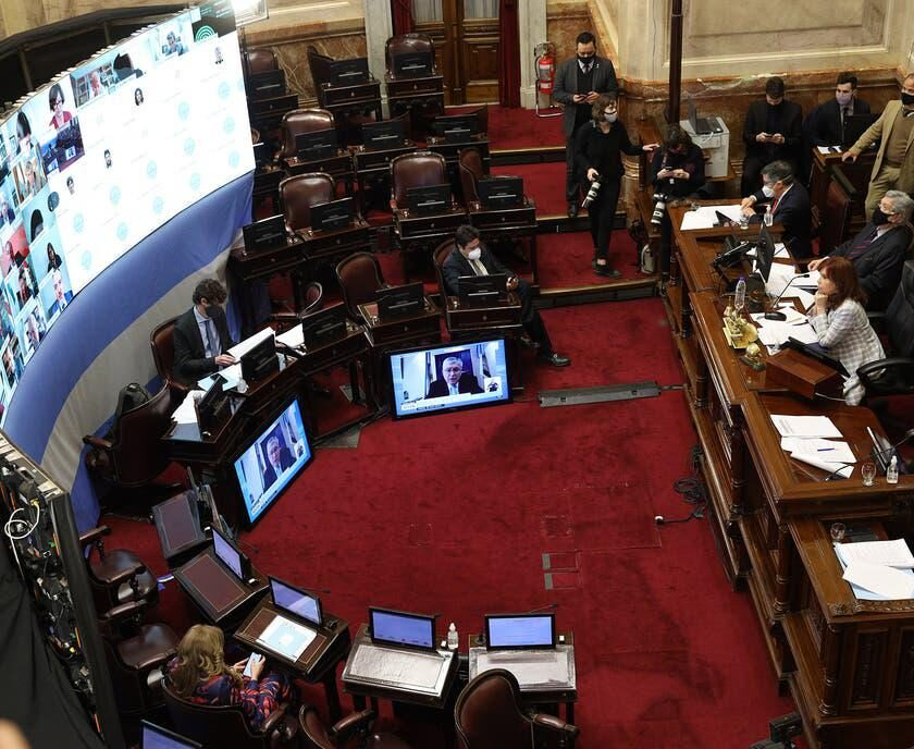 Comienza hoy en el Senado el debate sobre la postergación de las elecciones legislativas