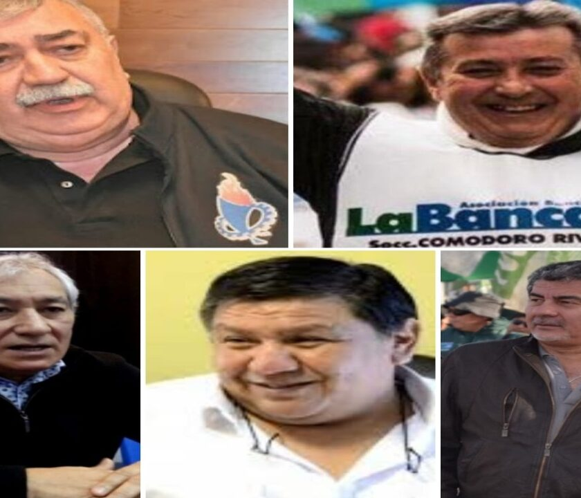 El sindicalismo en la política de Chubut: volver a empezar
